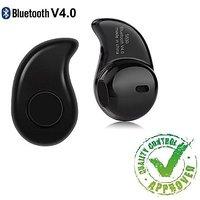 Motorola Moto X Play 32 GB Compatible Universal Mini Bluetooth Headset Black