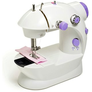 Mini Portable Sewing Machine With Free Adapter