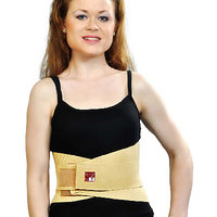 Vitane Perfekt Lumbar Corset Belt Large(L)/Spine/Back Pain