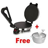 Buy Roti Maker Get Dough Maker Free - 4618392