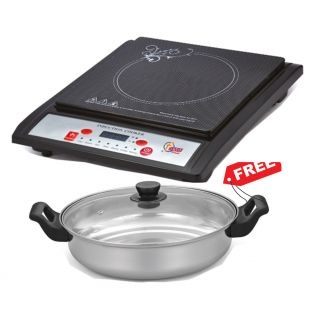 Frendz Induction Cooktop With Free Kadhai @ Rs. 999 Only