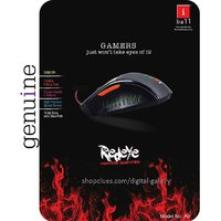 Buy IBall A9 RED Eye Optical USB Gaming Mouse 7 Buttons With Scroll Wheels
