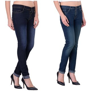 Balino London Black Gray Jeans For Women