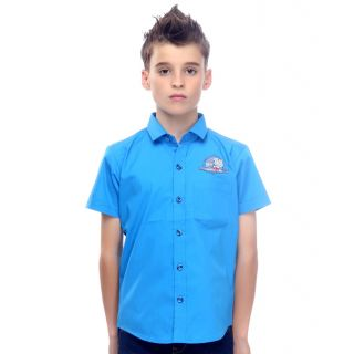 Mash Up Classic Casual cotton shirt for boys.