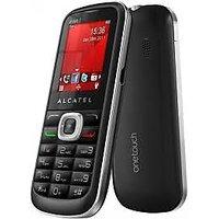 ALCATEL MOBILE PHONE OT506D (BLACK)