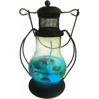 Beautiful Classic One Gel Hanging Lamp Candle