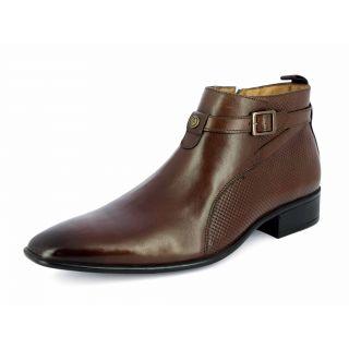 Alberto Torresi Mens Cognac Boot
