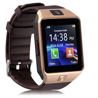 Innotek Wearable Smart Watch Dz09 1.56 Inch Touch Screen Bluetooth 3.0 Sync Call/Sms/Phonebook Sleep Support function