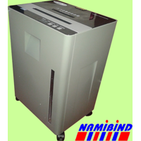 NAMIBIND NB-421A PERFECT PAPER SHREDDER MACHINE FOR OFFICE USE