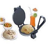 Electric-Chapati-Roti-Maker-Non-Stick-Chapati-Maker + Alluma Wallet Free