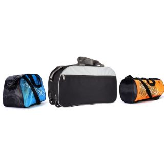 Set of 3 Travel bag - Strolly + Duffle + Air Bag @ Shopclues