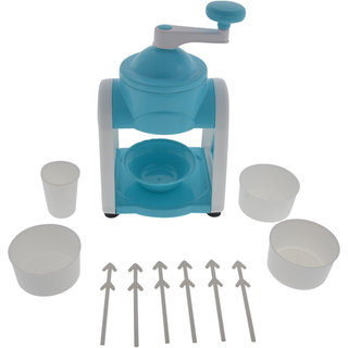 Ankur Ice Snow Gola Maker 11 Pieces Light Blue