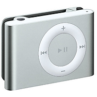 Mini MP3 Player With Earphones,Data Cable and TF Card Slot
