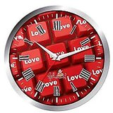 IDeals Designer Wall Clock 12 (Diwali Gift Corporate Gift )