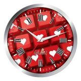 IDeals Designer Wall Clock 13 (Diwali Gift Corporate Gift )