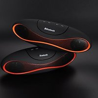 Hifi Portable Wireless Bluetooth Speaker With Mic Super Bass For Samsung IPhone