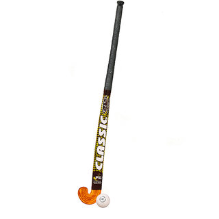 ZAP PSL Classic Wooden Hockey Stick with Ball