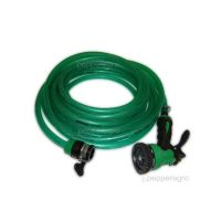 CAR WASH GARDENING WATER SPRAY GUN 8 MODE HEAVY DUTY 10 METERS