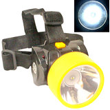 2 Mode Rechargeable LED Headlight Headlamp Head Torch with Built in Battery 180D Rotation