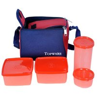 Topware TP02 4 Containers Lunch Box (1000 ml)