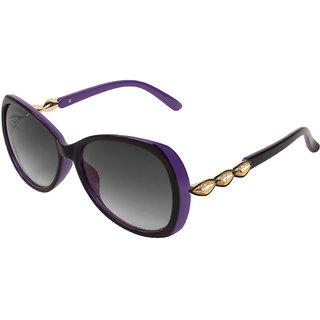 Zyaden Multicolor Oversized Sunglasses Women 403