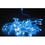 4 Pcs Decorative Blue Rice Rope Light - FREE SHIPPING