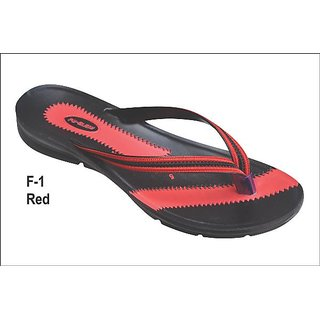 Women's Smart Slippers F-1 Red