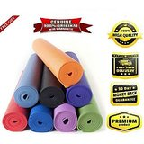 Yoga Mat Multiutility Yoga Mat For Yoga, Exercise Mat, Study Mat, Picnic 4mm