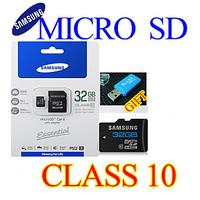 Samsung 32 Gb Class 10 Micro Sd Card