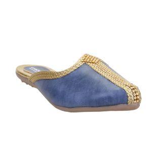 CATBIRD Women Blue Flats