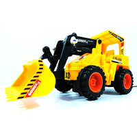Battery Operated Wire Remote Control Crane Toy Truck Gift Toys For Kids Play