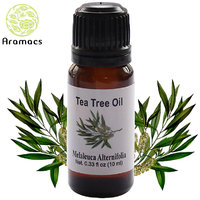 Tea Tree Essential Oil Pure and Natural Undiluted 10 ML