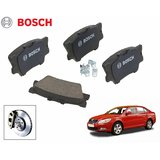 Bosch Car Front Disc Brake Pads 612-Skoda Laura