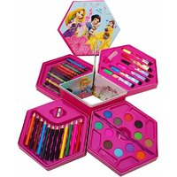 Princess 46 pcs coloring set