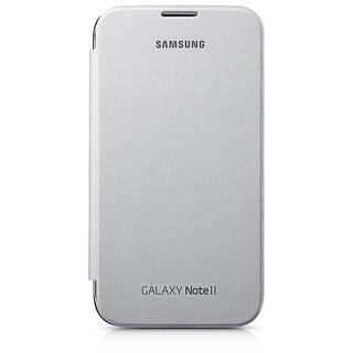 Flip Cover for Samsung Galaxy Note 2 N7100 available at ShopClues for Rs.249