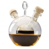 Oil & Vineger Round Shaped