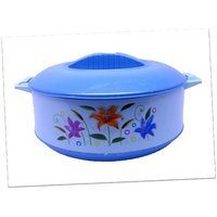 ECONOMICAL HOT MEAL INSULATED HOT POT CASSEROLLE HOT BOX CHAPATI BOX 2000 ML