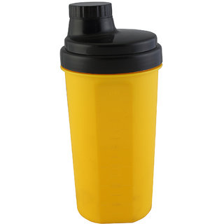 Premsons Plastics Shaker Glass Sport Water Bottle