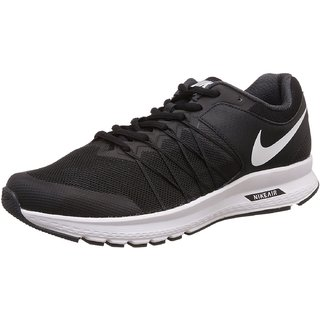 f707296184d Nike MenS Relentless 6 MSL Black Running Shoes available at ShopClues for  Rs.4596