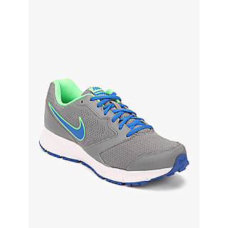Nike Men Downshifter 6 MSL Grey Running Shoes