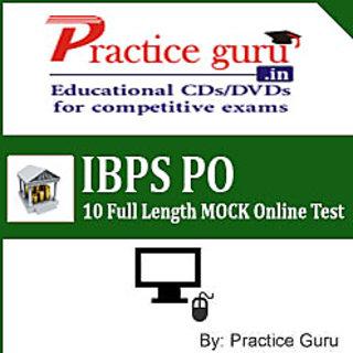 IBPS PO PGFL1080