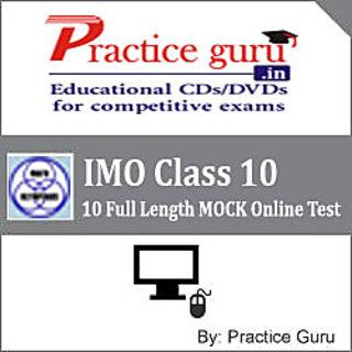 IMO Class 10 PGFL1031