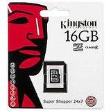Kingston Micro SD 16GB Class4 Memory Card 16 GB MicroSD 5 Years Warranty