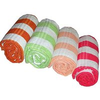 Bp Combo Of 4pc Luxury Bath Towel - Yd Striped