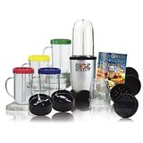 21 Pcs Magic Bullet Set Blender,Juicer & Food Processor