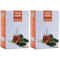 99 Herbal Tea Good Health 200 Gms (2 Packs, 100 Gms Per Pack)