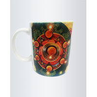Rangoli Design Dipawali Special  Coffee Mugs By Returnfavors
