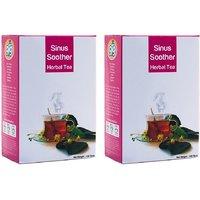 99 Herbal Tea Sinus Soother 200 Gms (2 Packs, 100 Gms Per Pack)