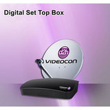 Videocon D2H SD Connection With 1 Month Free New Super Gold Pack