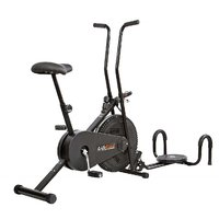 Lifeline Exercise Bike Model No 102 With Twister  Push Ups Bars (3 In 1)
